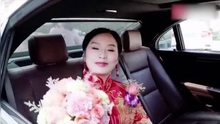 江苏农村, 上门女婿婚礼, 第一次见新娘出门去接新郎的婚礼!