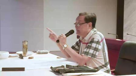 仁美大学堂徐湛教授《中国传统花鸟绘画技法》讲座视频 (五)