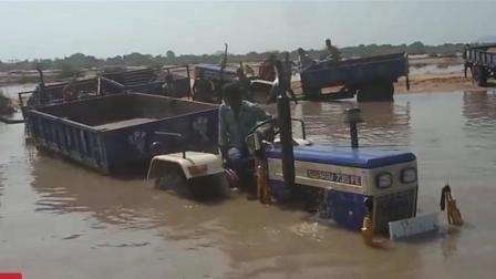 高手在民间, 牛人在深水里开拖拉机!