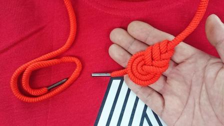 今年最流行的卫衣帽绳子系法, 让你的衣服绝对与众不同, 方法真棒