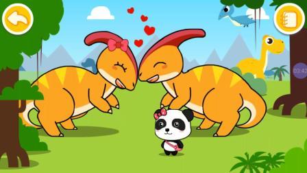 宝宝巴士亲子游戏 第117集 恐龙乐园2 宝宝巴士动画 宝宝认知大全 认识动物水果蔬菜 宝宝巴士美食屋 垃圾分类 宝宝巴士儿歌儿童玩具