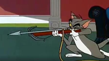 猫和老鼠潮汕方言版之猫咬猫, 两猫相斗