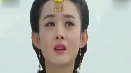 陆贞传奇: 陆贞被赐了白绫, 赵丽颖正要行刑时候, 天上下起了鹅毛大雪!