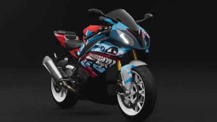 [琴爷]飙酷车神2EP46: PVP游玩! 还是摩托车最好用! 宝马S1000RR