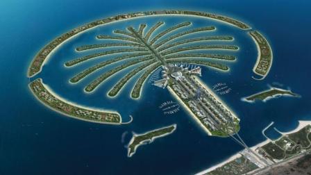 花了几百亿打造的人工岛, 却成了最大的烂尾工程, 每年还在下沉