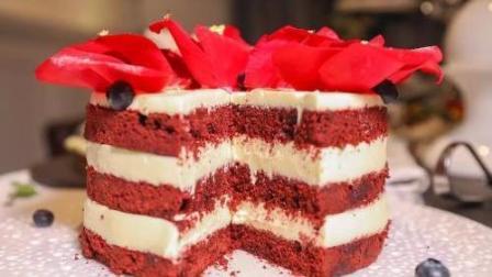 自制圣诞免烤红丝绒芝士蛋糕第六集, 圣诞节必须甜蜜