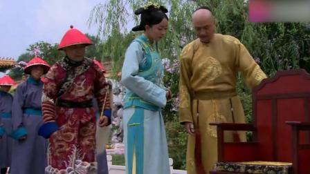 宫锁心玉: 晴川一眼就看出这凳子问题出在哪, 皇帝都对她刮目相看!