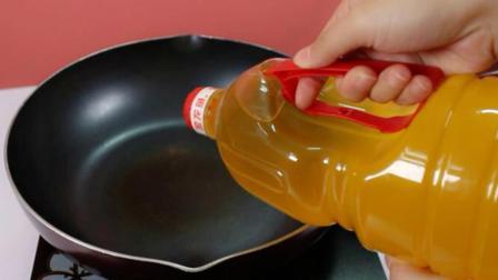 家里还在用油桶倒油? 教你一招改造小油壶, 不用花费一分钱!