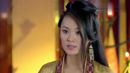 兰陵王: 太子正在发泄怒火, 郑儿与众不同的安慰, 让太子心中畅快