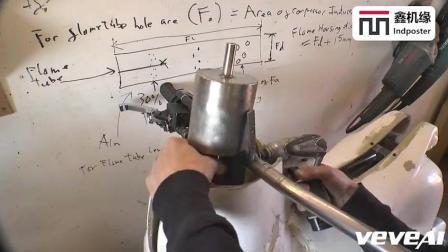 疯狂牛人: 超萌电动机械马详细制作过程