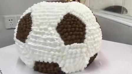 我的中国足球梦, 足球蛋糕做法分享