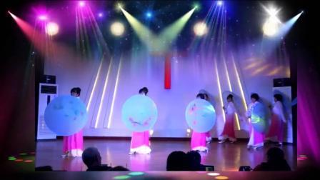 基督教舞蹈【耶和华祝福满满】伞舞
