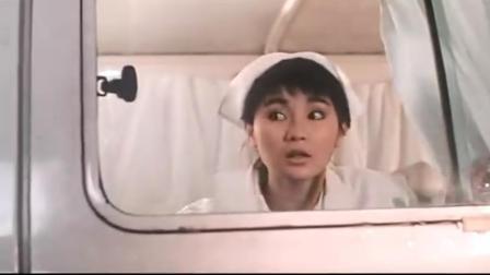 张曼玉年轻的时候真是青春可人, 穿上这身护士制服更加迷人