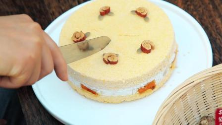 生日蛋糕篇, 南瓜蛋糕、南瓜芝麻红糖卷、南瓜饮料, 超实用