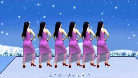 2018全新32步广场舞《女人漂亮不是罪》经典情歌对唱, 好听附分解