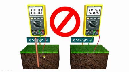 你真的会测量接地电阻吗, 怎么测量才准确?