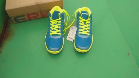 55块钱竟然在某多多上买了双专业篮球鞋! 云风篮球