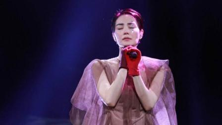 王菲一曲《红豆》惊艳全场, 终于知道她为什么能成为天后, 绝了
