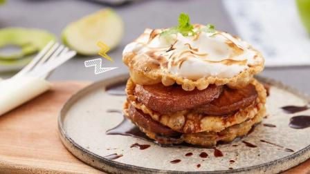 美食台 | 苹果还可这样吃, 风味独特有创意!