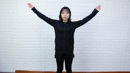 每天甩手5分钟 等于跑步1小时 排毒素 通经络 减脂肪