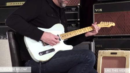 Fender Custom Shop Wildwood 10 1955 Tele