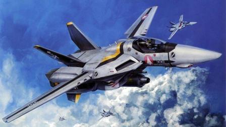 小津的变形金刚玩具视频—超叔哏都放飞自我第一弹-疯狂介绍超时空要塞VF1S