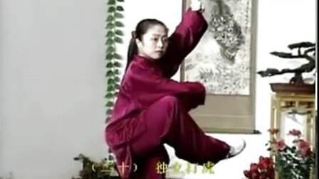 高佳敏-24式太极拳(重新编配)