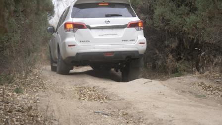硬派SUV的标配 途达后桥差速锁评测-拆车坊