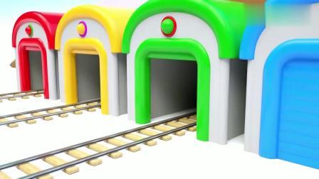托马斯小火车运输积木玩具, 托马斯和他的朋友们 动画片