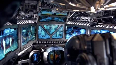 【广告赏】《大空魔龙》真人+CG混剪电视广告