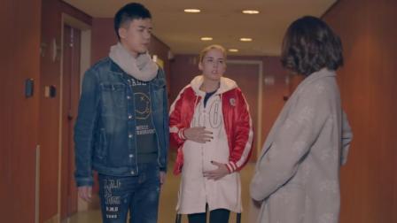 快毕业的儿子带着大肚子的女朋友归来, 同样怀孕的妈妈看懵了!