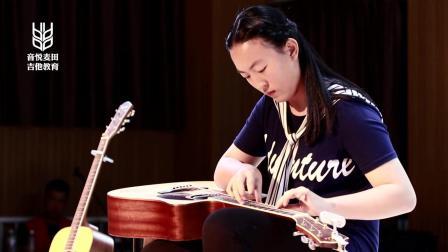 钟佳璇《Future》指弹吉他版|青岛女吉他手|青岛吉他教学|青岛民谣