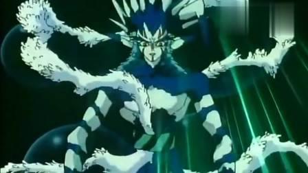 神龙斗士: 童年回忆, 白虎龙神号看起来真是帅, 还那么厉害