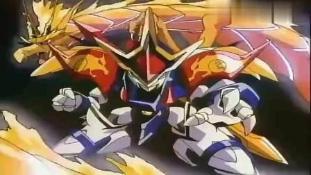 神龙斗士: 所有圣神的结合体! 超魔神龙神号登场!