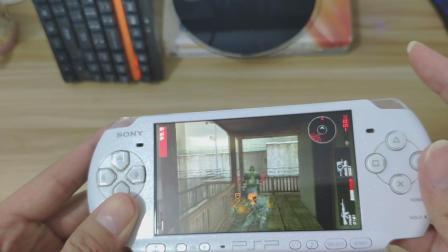 时隔十年PSP再次吃上UMD-合金装备和平行者开箱