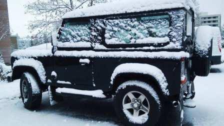 冬天没有车库的朋友要注意, 开车之前检查这些地方, 防止意外发生