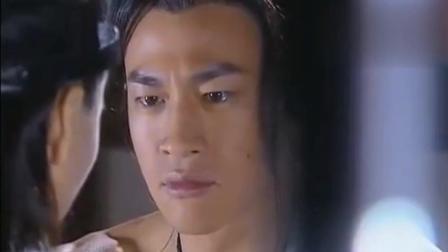 秦王李世民: 公主看望受伤的李世民, 哭的稀里哗啦, 两人激动的逾礼了