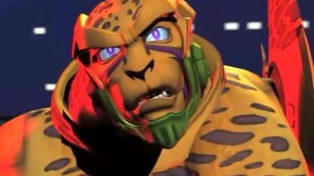 猛兽侠: 童年的动漫, 还记得豹变身的台词吗?