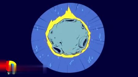 创意铅笔动画: 一颗巨大的陨石冲向地球, 铅笔人却很淡定哦