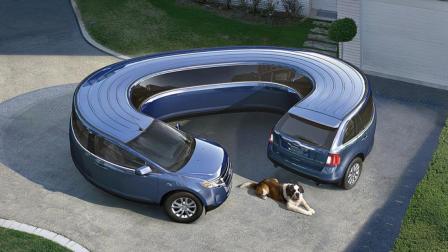 世界上最奇葩的5款车! 简直亮瞎我的狗眼, 你敢开吗?