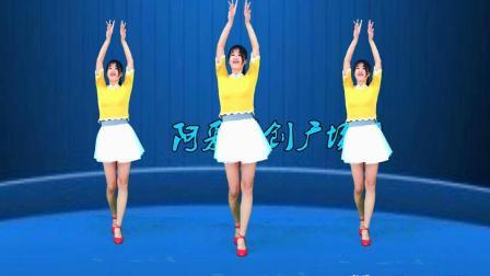健身32步广场舞教学《不要把我忘记》太好看太美,适合您