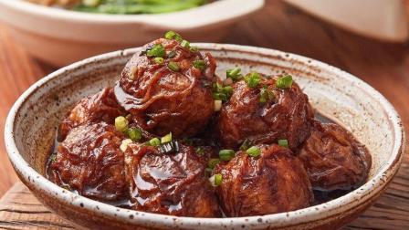 美食台 | 大上海才有的大肉丸, 特别不一般!
