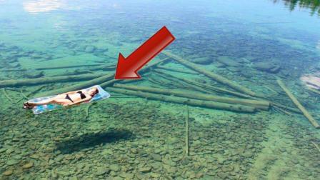 世界上最清澈的4个湖泊, 其中一个就在中国哦!