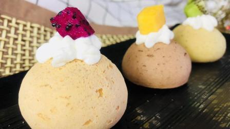 欣祺麻薯面包制作