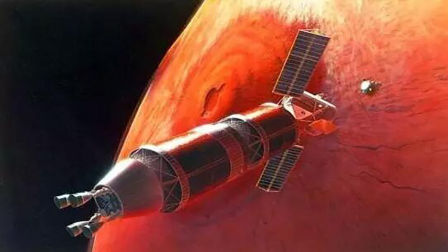 俄正研制核火箭:加足马力7个月飞到火星去