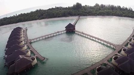 马尔代夫正在以海洋每年两厘米速度上升而面临消失 来玩么?