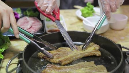 思密达! 雪国流浪记之延边行 不出国门领略韩国美食文化