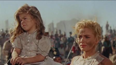 阿拉莫之战 精彩镜头混剪, 阿拉莫保卫者用智慧和自主的理想大战墨西哥