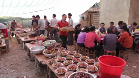 广西少数民族农村喜宴, 民俗传统特色菜, 看看你最喜欢吃哪个菜呢?