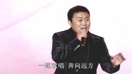 电视剧《美丽乡村》同名主题曲《美丽乡村》现场字幕版, 演唱: 刘大成